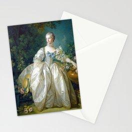 François Boucher Madame Bergeret Stationery Cards