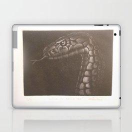 Cobra de medio lao Laptop & iPad Skin