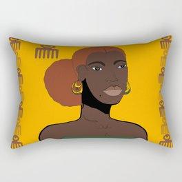 Goddess, Sister, Queen Rectangular Pillow