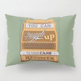 Cash Register Pillow Sham