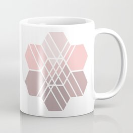 Hex-a-daisy Coffee Mug