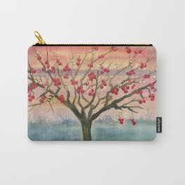 Apple Tree in Autumn Carry-All Pouch