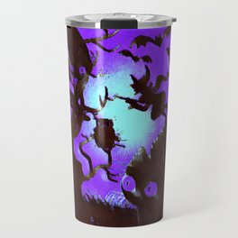 Spooktober Night Travel Mug