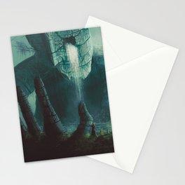 Erosion Stationery Cards