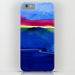Meditations 33 by Kathy Morton Stanion iPhone Case