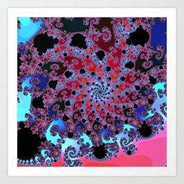 Fractal2 Art Print