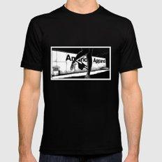 asc 503 - La vente à la sauvette (The backyard sale) Mens Fitted Tee Black SMALL