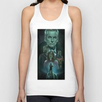 soldier Tank Tops featuring Soldier by rnlaing