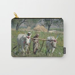 horse by Pascal Mariamal Carry-All Pouch