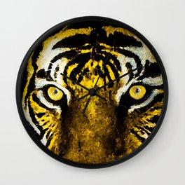 LSU Tiger Wall Clock