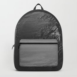 The Water (Black and White) Backpack