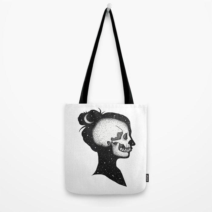 Cloud Walker Tote Bag