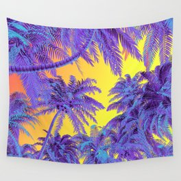 Polychrome Jungle Wall Tapestry
