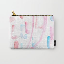 170322 Soft Pastel Watercolour 3 Carry-All Pouch
