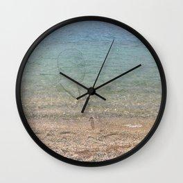 Seamen in the Mediterranean Wall Clock