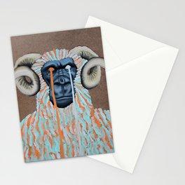 Gorilla Sweater Stationery Cards