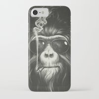 talking heads iPhone & iPod Cases featuring Smoke 'Em If You Got 'Em by Dr. Lukas Brezak