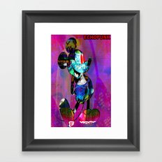 Mickey M. (1) Framed Art Print