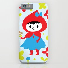 Red Riding Hood in the Forest Slim Case iPhone 6s
