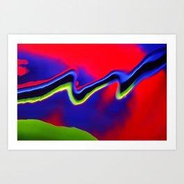 Filigree & Shadow Art Print