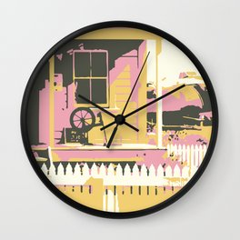 Founders Park Wall Clock