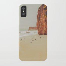 Beach Day - Ocean, Coast - Landscape Nature Photography iPhone Case