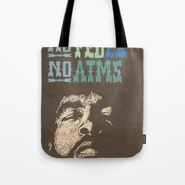 No Phones -or- Pagers Tote Bag