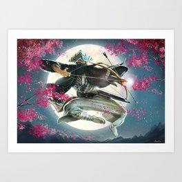Nao Art Print