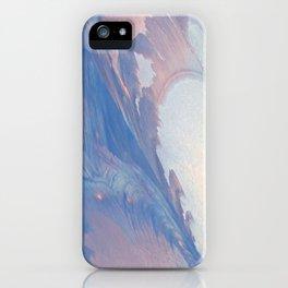 New Ice Light One iPhone Case