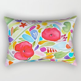 Meditation on Giverny I Rectangular Pillow