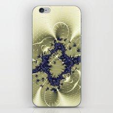 Green Fantasy iPhone & iPod Skin