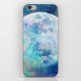 Moon + Stars iPhone Skin