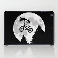 et iPad Cases featuring ET tailwhip by le.duc
