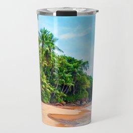 Playa Blanca Travel Mug