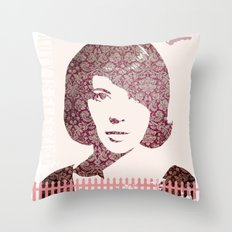 Beauty is Fleeting #1 Throw Pillow