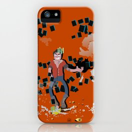 CHASING PARADISE - ALEKS HOLIDAY iPhone Case