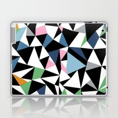 Abstraction Repeat #3 Laptop & iPad Skin
