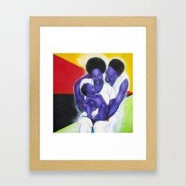 Royal Family Framed Art Print