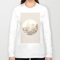magnolia Long Sleeve T-shirts featuring Magnolia by Roman Bratschi