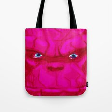 Post-it Portrait: Ben Grimm Tote Bag