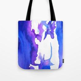 Blurry back Tote Bag