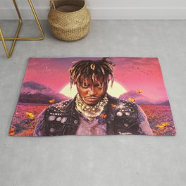 Juice WRLD Posters, Juice World Posters, Variety of Album Covers, Hip Hop Art, Print Art Poster, Wall Decor, Wall Hanging Rug