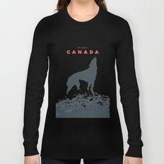 Visit Canada Long Sleeve T-shirt