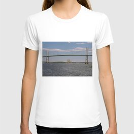 Newport Bridge - Newport, Rhode Island T-shirt