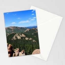 Watercolor Landscape, Lost Creek Wilderness 12, Colorado Stationery Cards