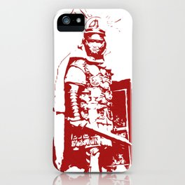 Roman Centurion iPhone Case