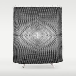 Paradoxical Horizons Shower Curtain