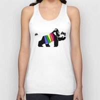 inside gaming Tank Tops featuring Gaming or not Gaming by Arian Noveir