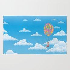 Balloon Girl Rug