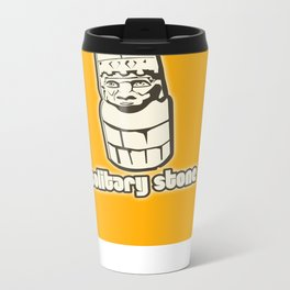 solitary Metal Travel Mug